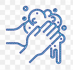Washing Icon Wash Hand Icon - Hands Icon Healthy Life Icon Hygiene Icon PNG