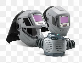 Helmet - Powered Air-purifying Respirator Welding Helmet Miller Electric PNG