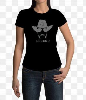T-shirt - T-shirt Zara Neckline Top PNG
