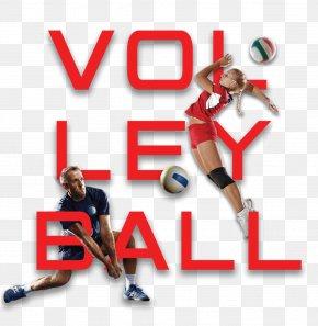Header - Team Sport Volleyball Football Player PNG