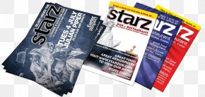 Flyer Poster - Starz Bar And Grill Advertising Restaurant Dating PNG