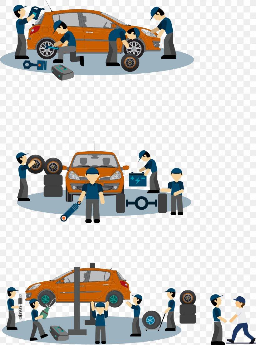 Car Automobile Repair Shop Euclidean Vector Png 1786x2411px Car Artworks Automotive Design Computer Graphics Illustration Download