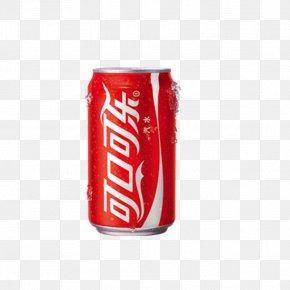 Coca Cola - Coca-Cola Zero Carbonated Drink PNG