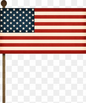 American Flag Pattern - Flag Of The United States Flag Of Alaska PNG