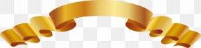 Gold Ribbon Vector Design - Euclidean Vector Download Ribbon PNG