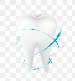 White Teeth - Human Tooth Icon PNG