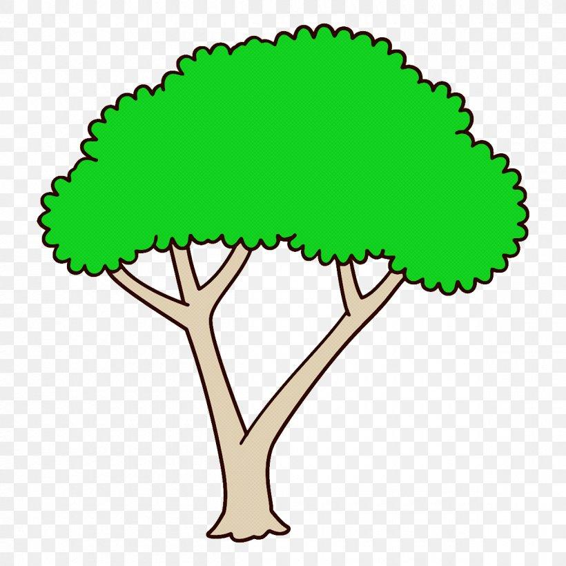 Green Tree Leaf Plant, PNG, 1200x1200px, Green, Leaf, Plant, Tree Download Free