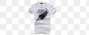 Men's T-Shirts - Long-sleeved T-shirt Printed T-shirt PNG