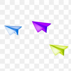 Creative Paper Airplane - Airplane Paper Plane PNG