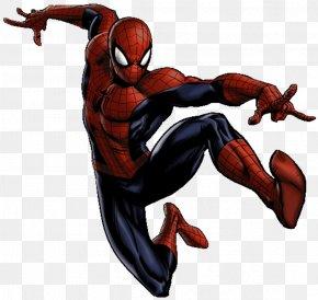 Spiderman Comic Transparent - Marvel: Avengers Alliance Spider-Man Wanda Maximoff Quicksilver Dr. Otto Octavius PNG