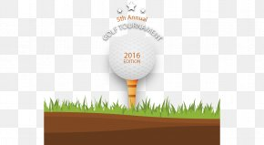 Vector Hand-painted Golf - American Football Illustration PNG