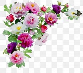 Borders And Frames Floral Design Clip Art Flower PNG