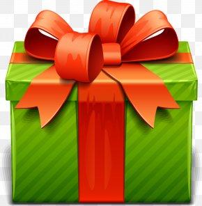 Christmas Application Element Vector Material - Santa Claus Christmas Gift Birthday Illustration PNG