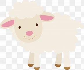 Sheep Vector - Sheep Clip Art PNG