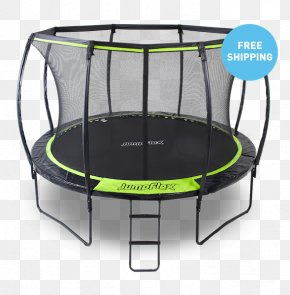 Trampoline - Trampoline Safety Net Enclosure Springfree Trampoline Jump King Jumping PNG