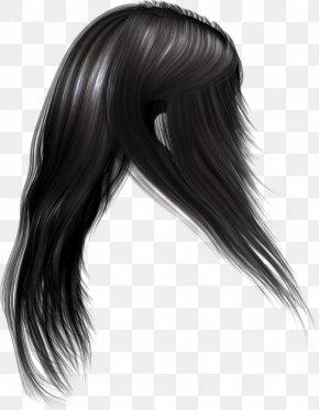 Hair - Long Hair Hairstyle PNG