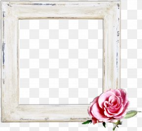 Princess Photo Frame - Paper Picture Frames Flower Power Rectangle Label PNG
