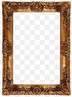 High-definition Oil Painting Frame,Clear Picture Frame - Picture Frame Oil Painting High-definition Video PNG