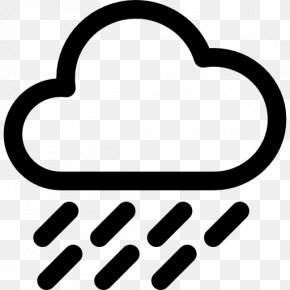 Rainy Day - Rain Symbol Weather PNG