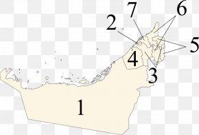 UAE Map - Abu Dhabi Emirates Of The United Arab Emirates Oman History PNG