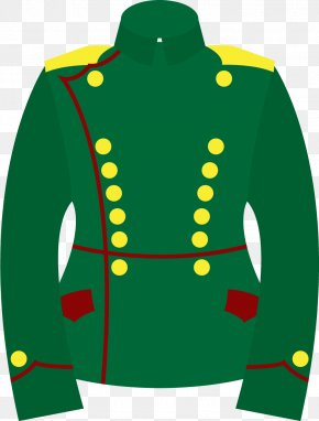 Retro Military Uniform - Jacket Military Uniform Clothing PNG