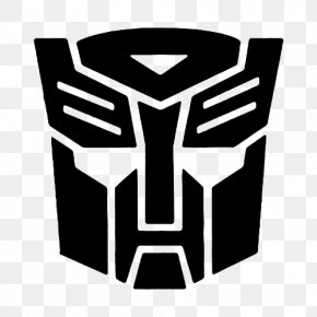 Decal - Transformers: The Game Bumblebee Logo Autobot PNG