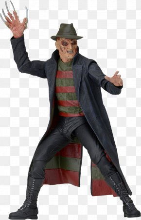 Details Of The Main Figure Men's Trousers - Freddy Krueger Jason Voorhees National Entertainment Collectibles Association A Nightmare On Elm Street Action & Toy Figures PNG