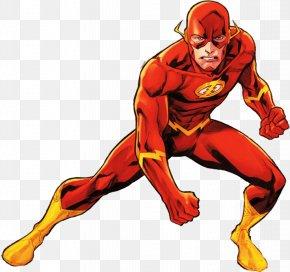 Flash High-Quality - The Flash Clip Art PNG