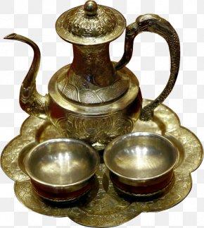 Tibetan Tea Material - Tibetan People Butter Tea Culture PNG