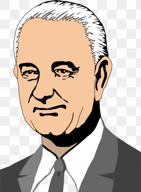 United States - Lyndon B. Johnson President Of The United States Clip Art PNG