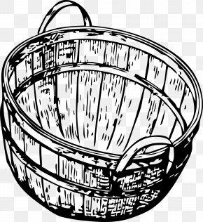 Basket Clip Art - Basket Clip Art PNG