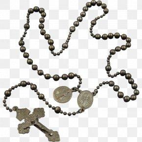 Rosary Scapular Prayer Beads PNG