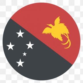 Papua New Guinea - Flag Of Papua New Guinea PNG