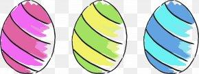 Easter Eggs - Easter Egg Resurrection Of Jesus Clip Art PNG