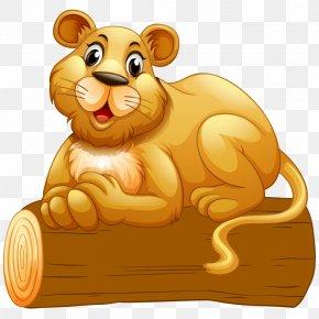 Cartoon Lion - Vector Graphics Illustration Stock Photography Clip Art PNG