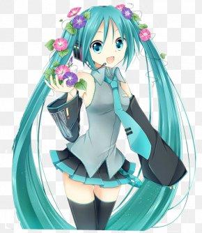 Hatsune Miku - Hatsune Miku DeviantArt Rendering Vocaloid PNG