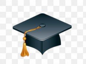 Cap - Square Academic Cap Graduation Ceremony Master's Degree Academic Degree PNG