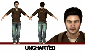 Uncharted - Uncharted 3: Drake's Deception Uncharted: Drake's Fortune Uncharted: The Nathan Drake Collection Uncharted 2: Among Thieves Grand Theft Auto: San Andreas PNG