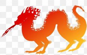 Chinese New Year HD - Chinese New Year Chinese Dragon Clip Art PNG