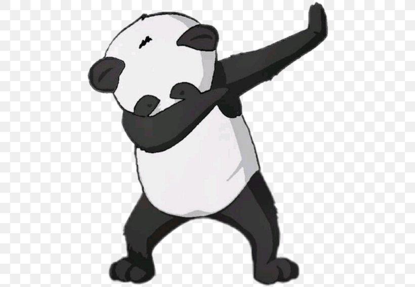 Giant Panda Dab Bear Desktop Wallpaper Png 480x566px