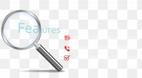 Magnifying Glass - Magnifying Glass Download Vector Graphics Image Computer File PNG