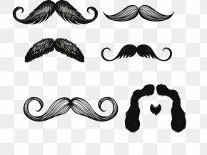 Various Shapes Beard - Moustache Royalty-free Clip Art PNG