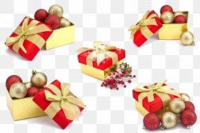 Free Christmas Gift Box Creative Pull - Santa Claus SantaCon Christmas Gift Christmas Gift PNG