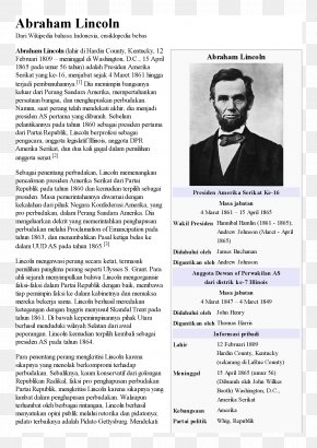 Abraham Lincoln - Abraham Lincoln's First Inaugural Address Abraham Lincoln's Second Inaugural Address United States Of America Definition President Of The United States PNG