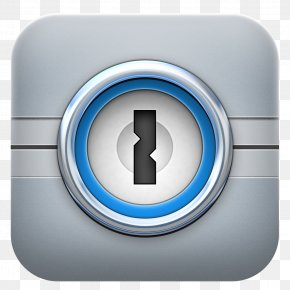 Cancel Button - 1Password Password Manager PNG