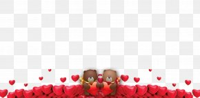 Creative Valentine's Day - Bear Valentine's Day ArtWorks PNG