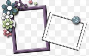 Scrapbooking - Picture Frames Digital Scrapbooking Clip Art PNG