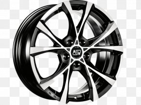 Over Wheels - Alloy Wheel Car OZ Group Rim PNG