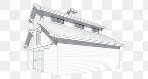Aesthetic Parking Structures - Barns Of Kentucky Roof Pole Building Framing PNG