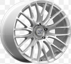 Alloy Wheel - Alloy Wheel Car Tire BMW Rim PNG